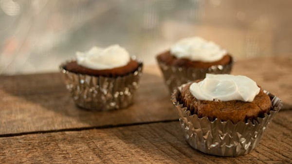 Pumpkin Beer Cupcakes Make Everything Better