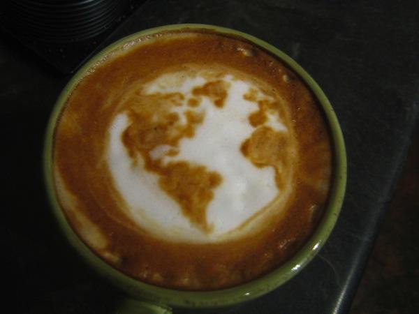 World Cappuccino