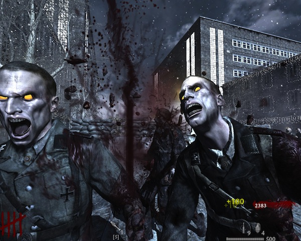 CoD-zombies