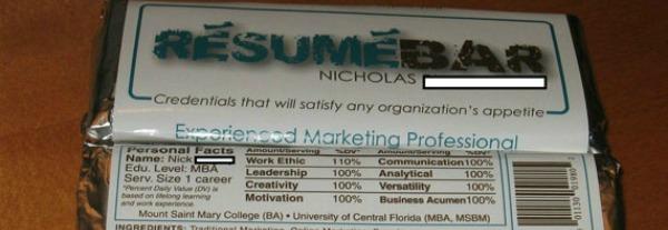candy-bar-resume