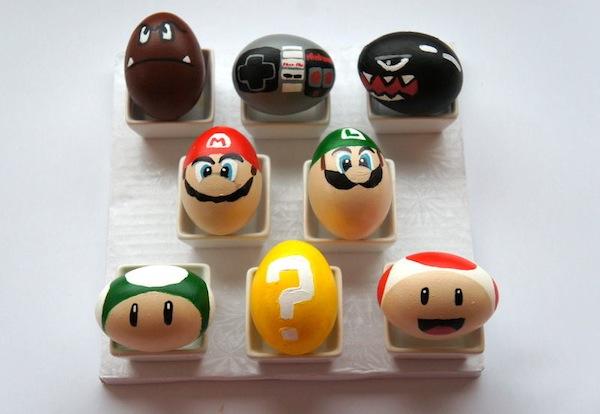 Mario Eggs