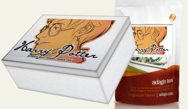 harry potter tea blend