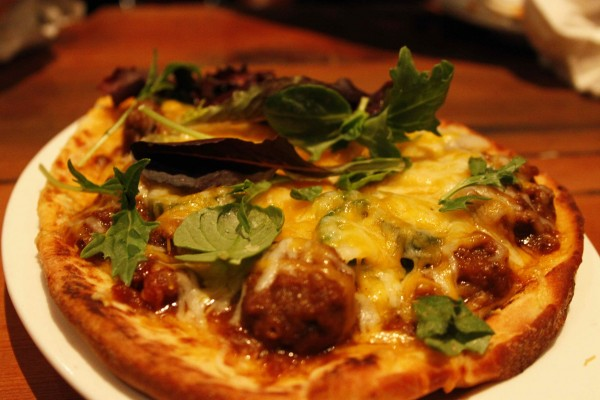 Lamb Naughty Naan Pizza Curry Up Now