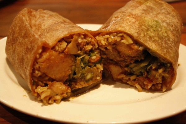 Pork Belly Burrito Curry Up Now