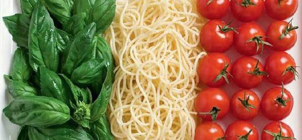 Italian Restaurant Logo With Flag: Related Keywords & Suggestions For Italian Food Flag