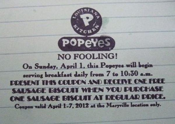 Popeyes-Breakfast
