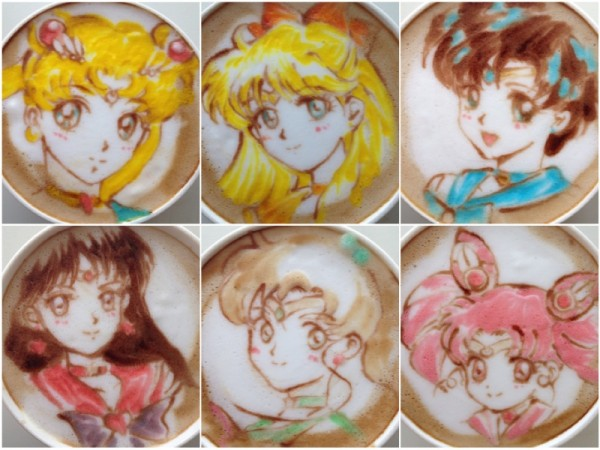 sailor-moon-coffee-art