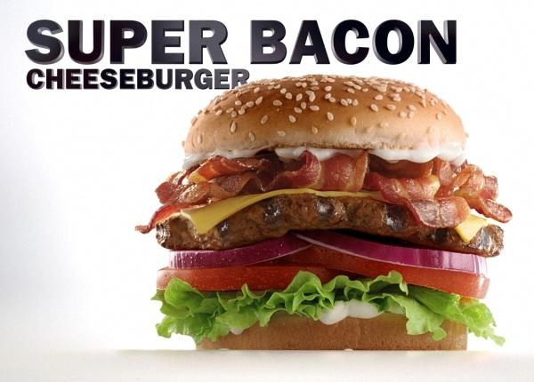 superbaconburger