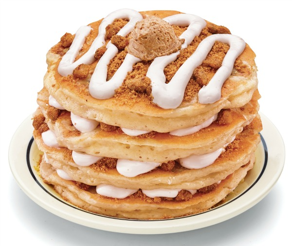 Jelly Donut, Tiramisu Pancakes For IHOP's Birthday ...