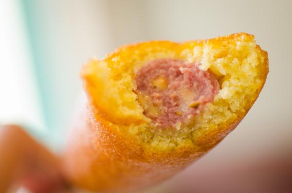 """Jalapeno-Cheese Corn """"Dogs"""" Recipe — Dishmaps"""