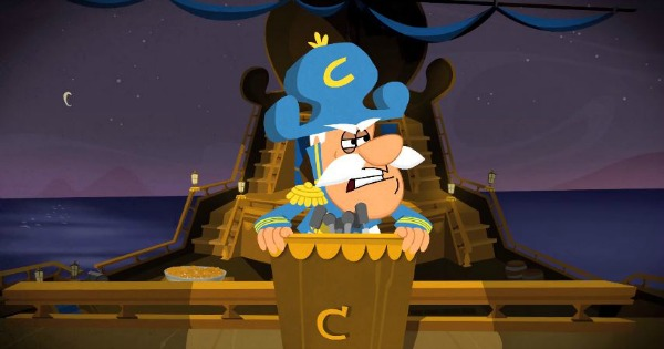 capn crunch press conference