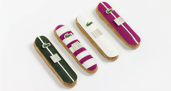 lacoste eclairs