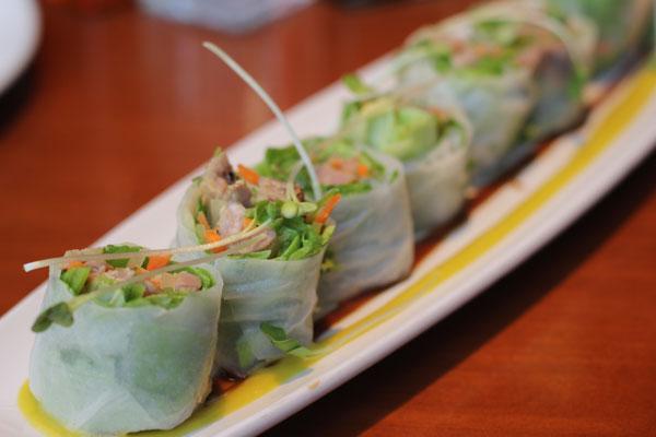 peking-duck-summer-rolls