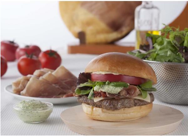 prosciuttoburger