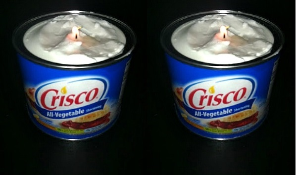 DIY-Crisco-Candle