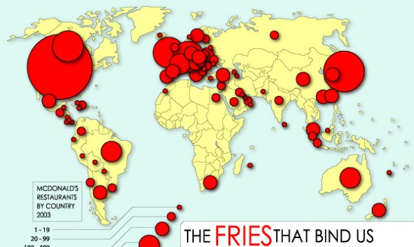 Titbits why some countries dont have mcdonalds from iceland to mcdonalds world map gumiabroncs Images