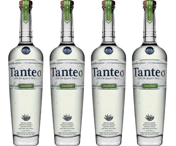 Jalapeno-tequila