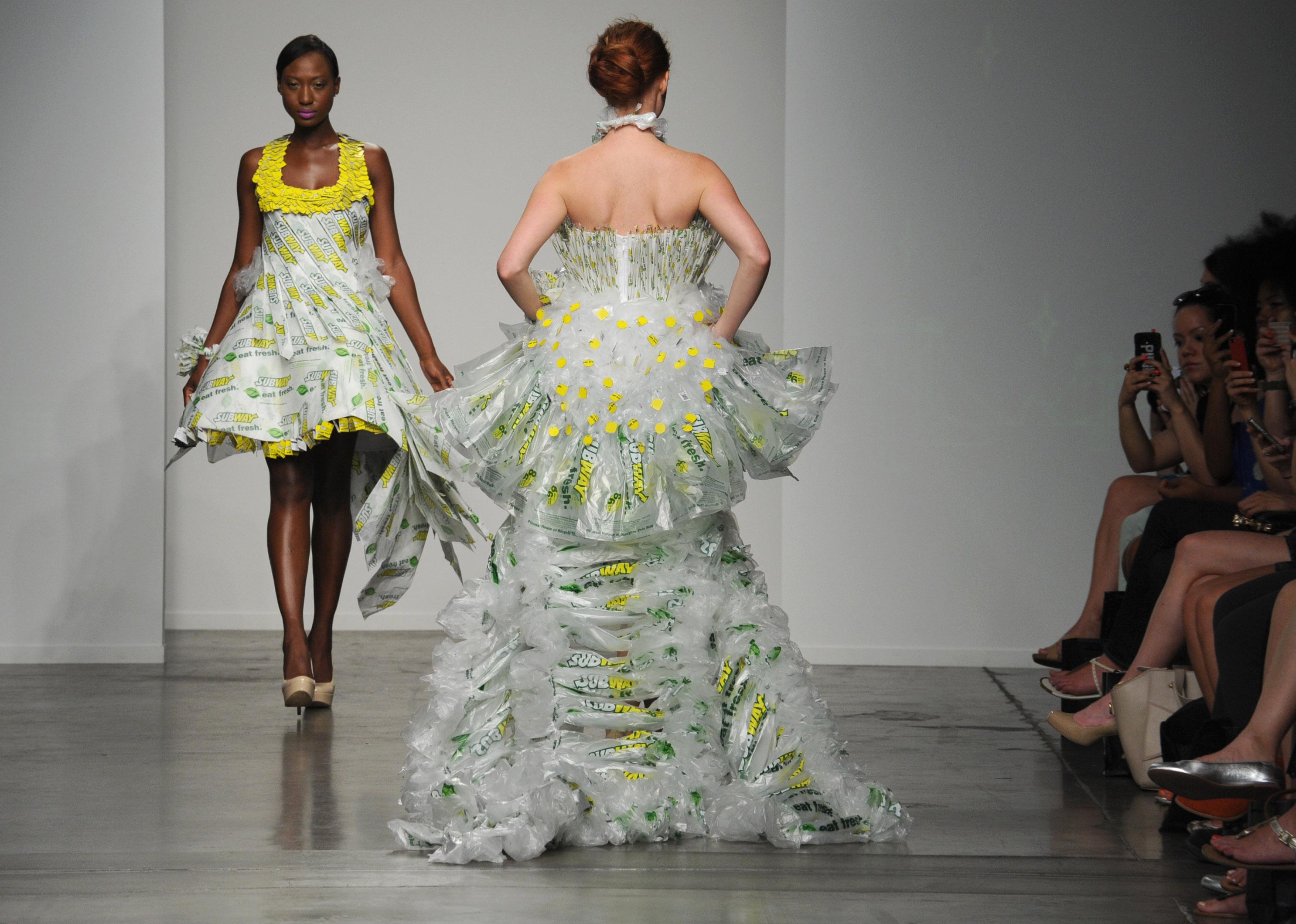 Fashion Project SUBWAY
