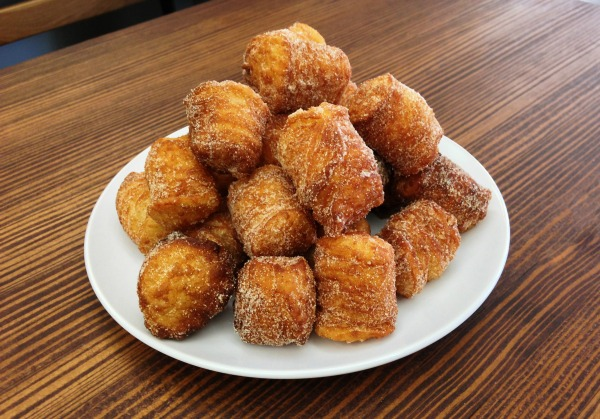 cronut-holes