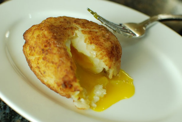 Hash Brown Wrapped Egg